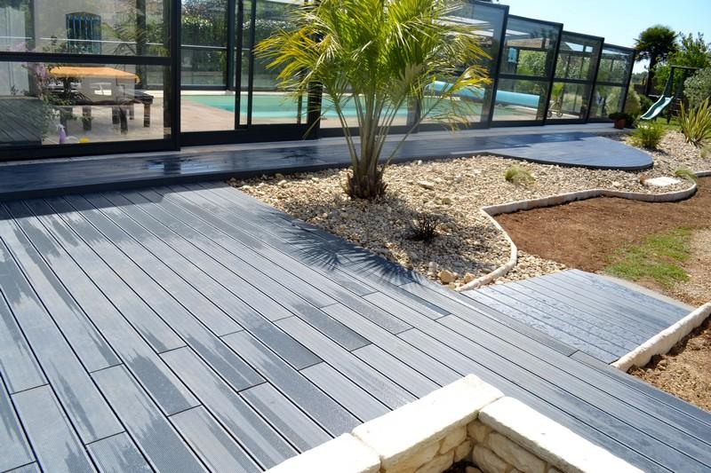 Bien connu Pose de parquet, création de terrasse bois ou composite à Charolles LU38