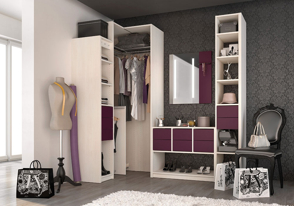 Modle Dressing Chambre. Awesome Charmant Ikea Amenagement Dressing D ...