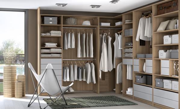 Dressing charolles agencement de dressing modulables - Accessoire dressing ikea ...
