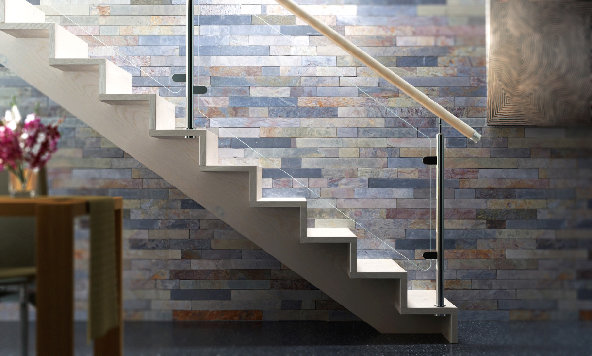 Escalier Sur Mesures A Charolles Conception Et Pose